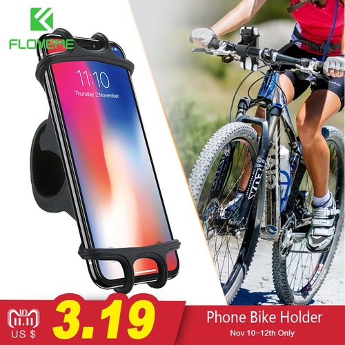 Bicycle Phone Holder Bracket