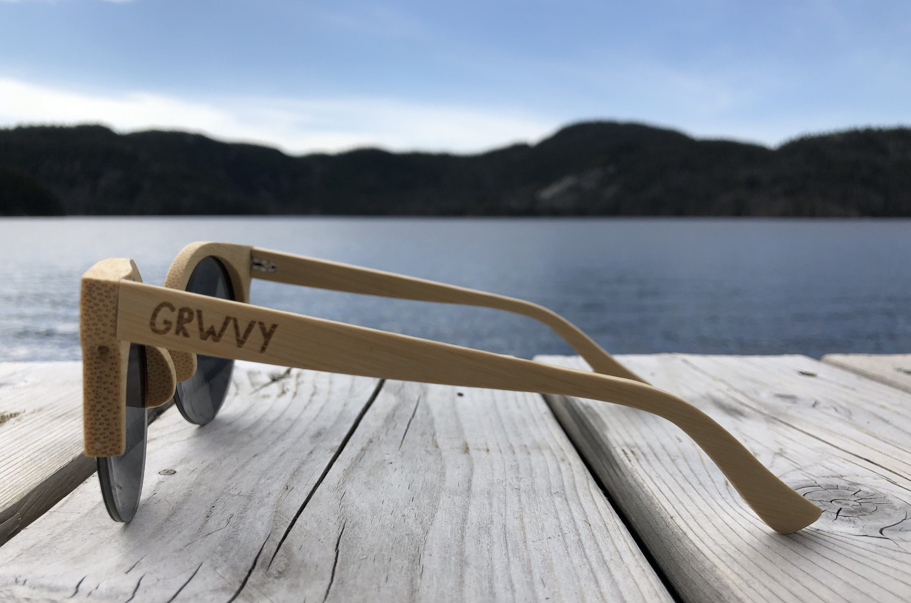 Offshore - Bamboo sunglasses