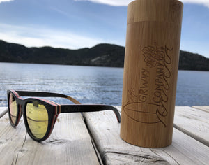 Riptide - Wooden sunglasses