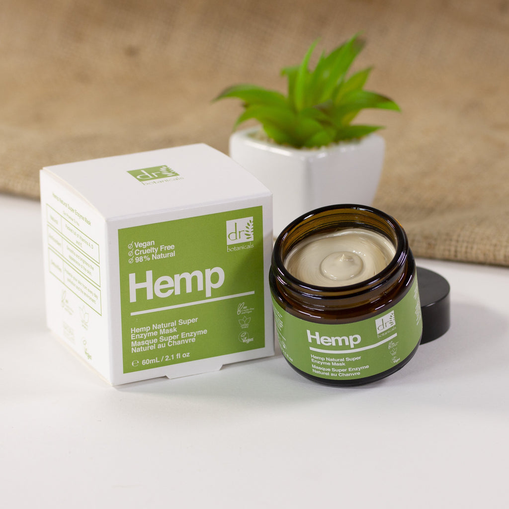 Hemp Infused Super Natural Enzyme Mask 50ml
