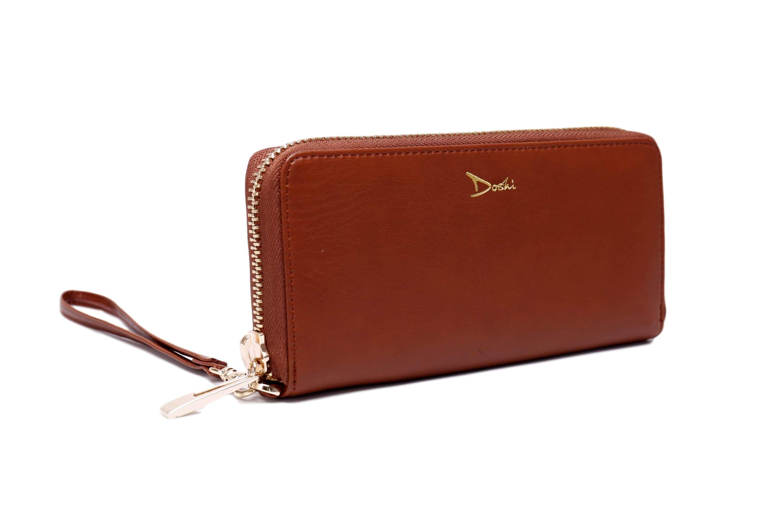 Doshi Accordion Wallet - Vegan