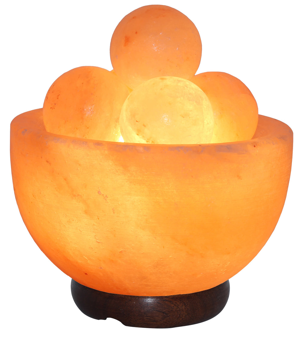 Himalayan Salt Massage Stone Salt Lamp - mondo-belviso-cosmetics