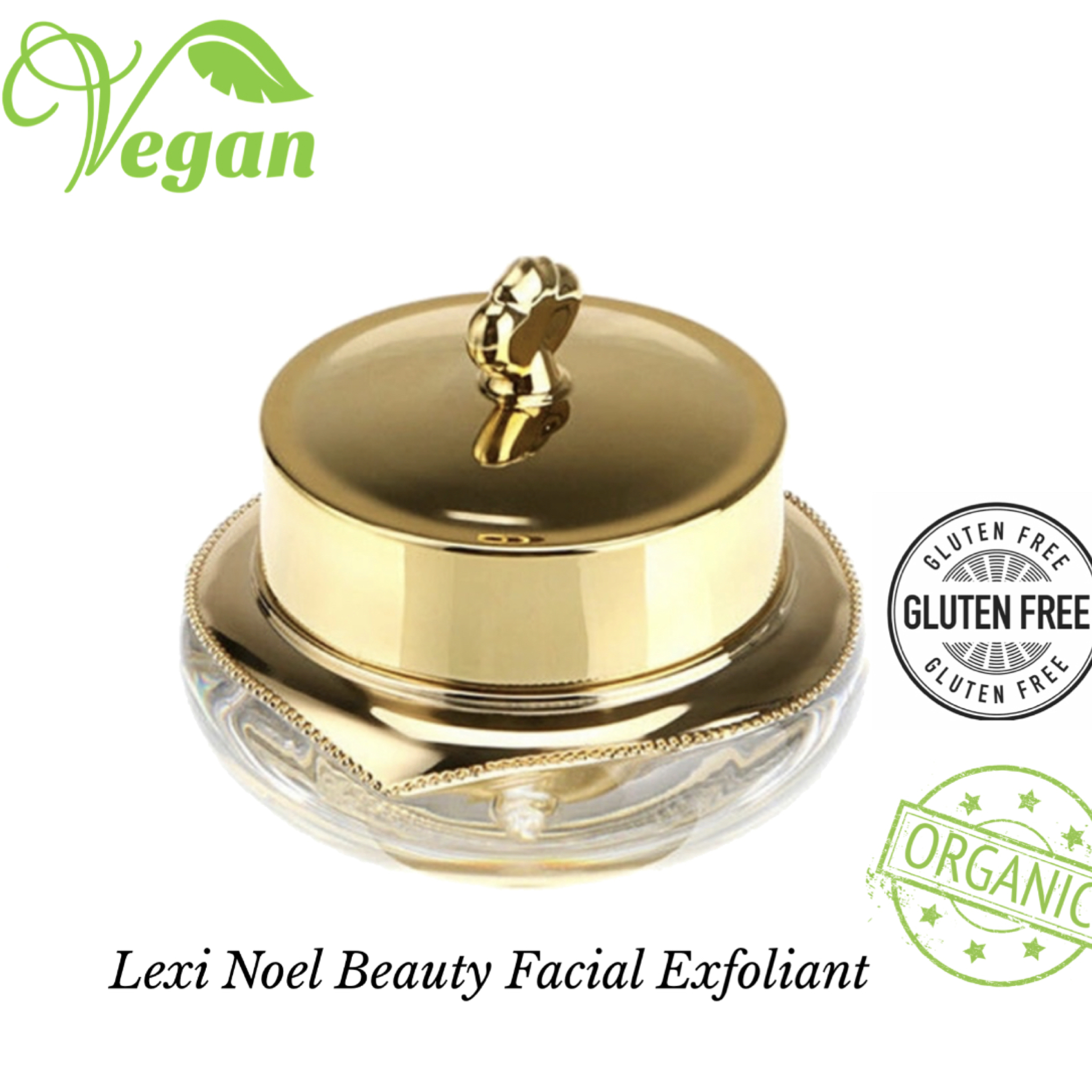 Facial Exfoliant Creme Face