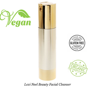 Organic Vegan Facial Cleanser  Lexi Noel Beauty
