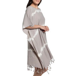 Sand Tie Dye Turkish Tunic