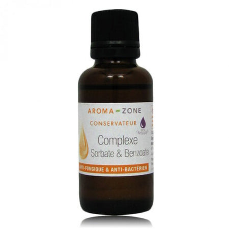 Complexe sorbate & benzoate 30ml