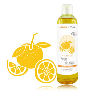 Gel douche BIO zeste de Yuzu 250ml
