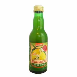 Jus de citron 20cl