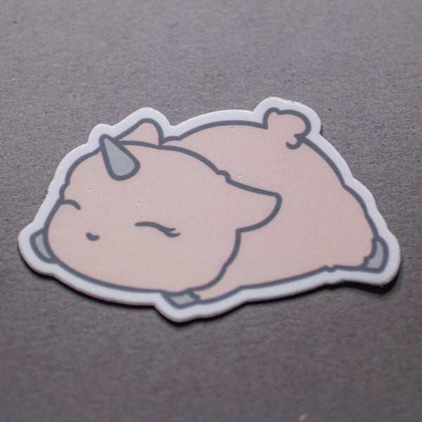 Bliss: Sleepy Alpacacorn Sticker