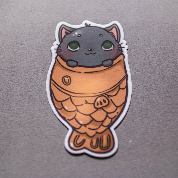 Kitty: Taiyakitty Sticker