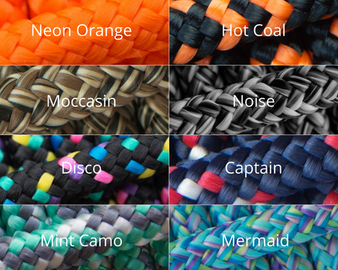 Main Rope Colours 3