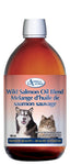 Wild Salmon Oil Blend 500ml