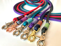 Standard Leash PURPLE RAIN