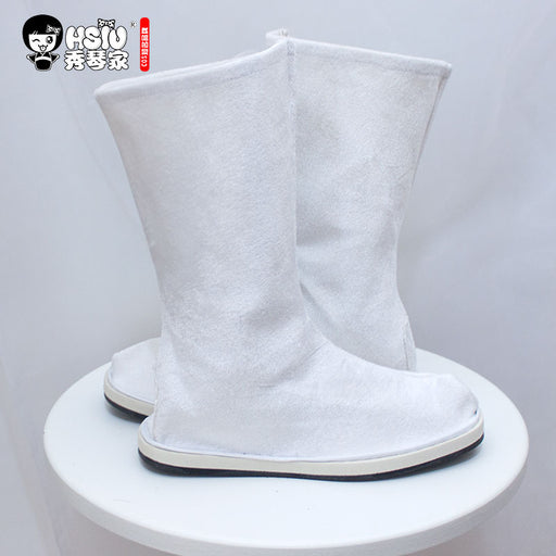 Anime Mo Dao Zu Shi Wei Wuxian Cosplay Boots Lan Wangji Retro Shoes Custom Made