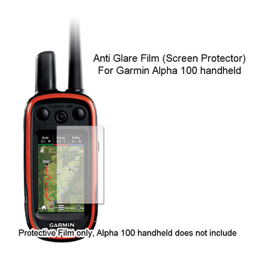 Garmin Alpha 100 Handheld Screen Protector
