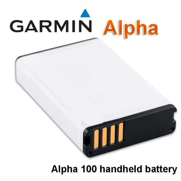 Garmin Lithium Battery for Alpha 100 handheld