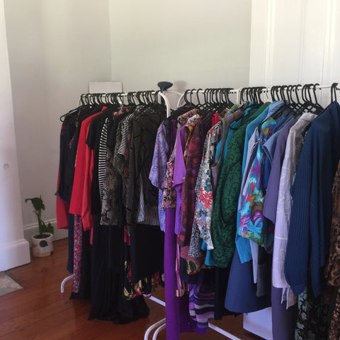 vintage clothing pop up sydney