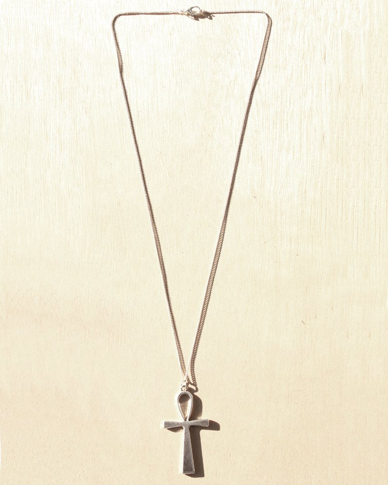 KV Handmade Jewellery Ankh Charm Necklace