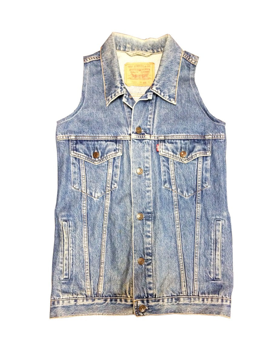 Levis Sleeveless Jacket