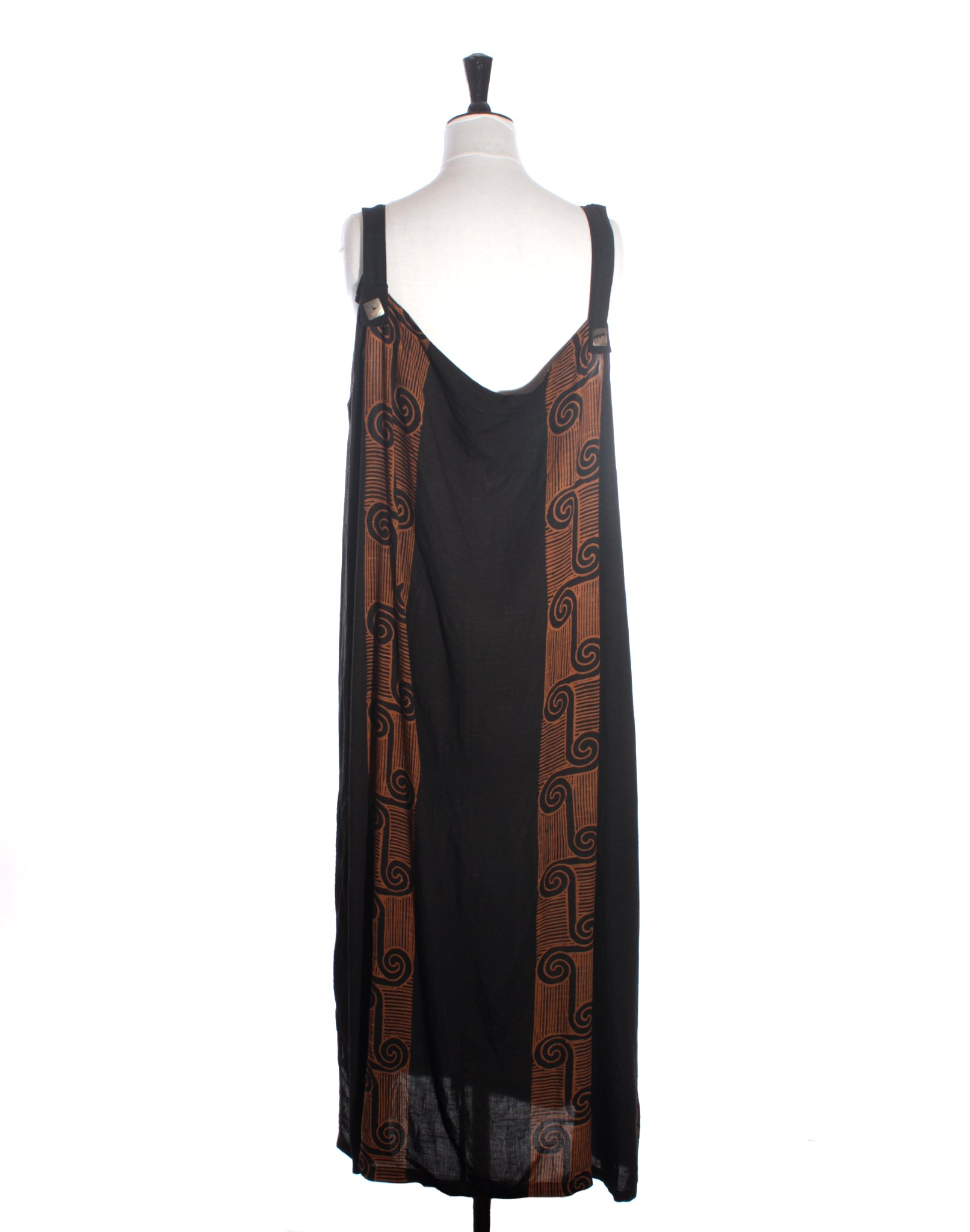 Tribal Pinafore Dress