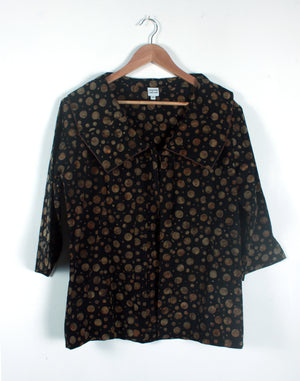 Black Moon 90's Shirt Jacket