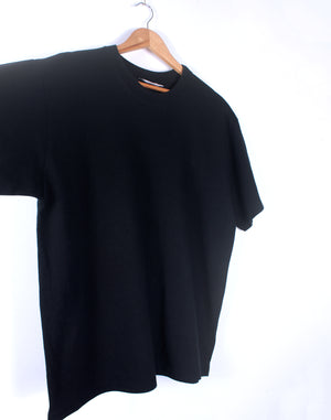 Black Vintage 90's Katies Slouch T-Shirt