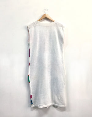 Vintage 90's Jenny Kee Knitted Sweater Dress