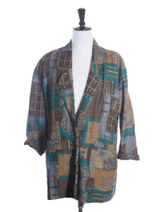 Vintage Patchwork Jacket