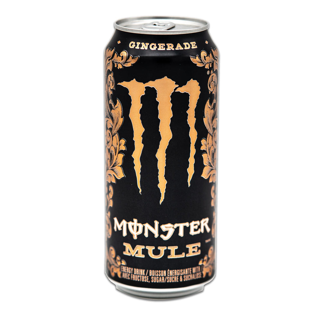 Monster Mule Gingerade