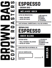 Load image into Gallery viewer, BBCR - Espresso Coffee