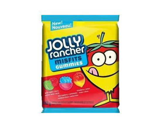 Jolly Rancher Misfits Gummies