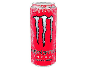 Monster Ultra Red