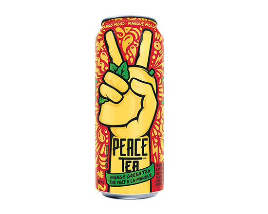 Peace Tea Mango Green Tea