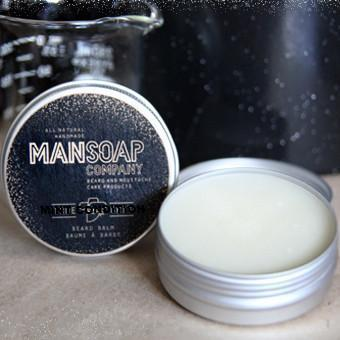 Mansoap Beard Balm