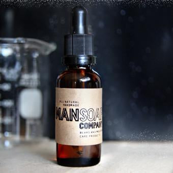 Hemp Seed Beard Oil