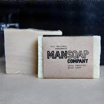 Mansoap Beer Soap