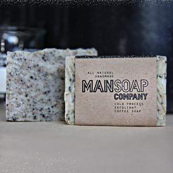 Mansoap Coffee Soap