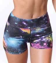Load image into Gallery viewer, Valleau Apparel Galaxy -treenishortsit