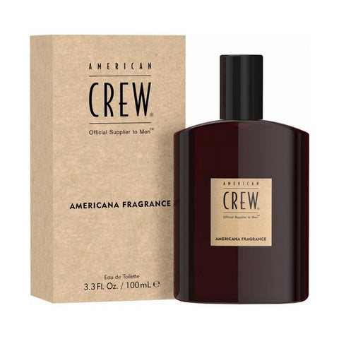 Men's Perfume Americana Fragance American Crew EDT (100 ml)