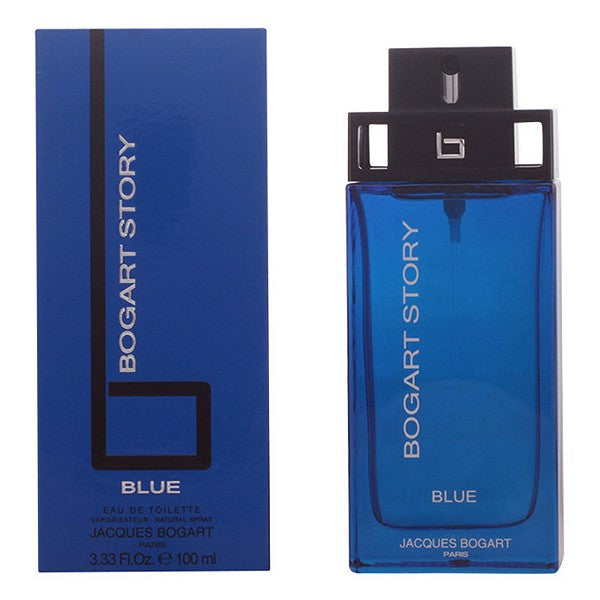 Men's Perfume Bogart Story Blue Jacques Bogart EDT