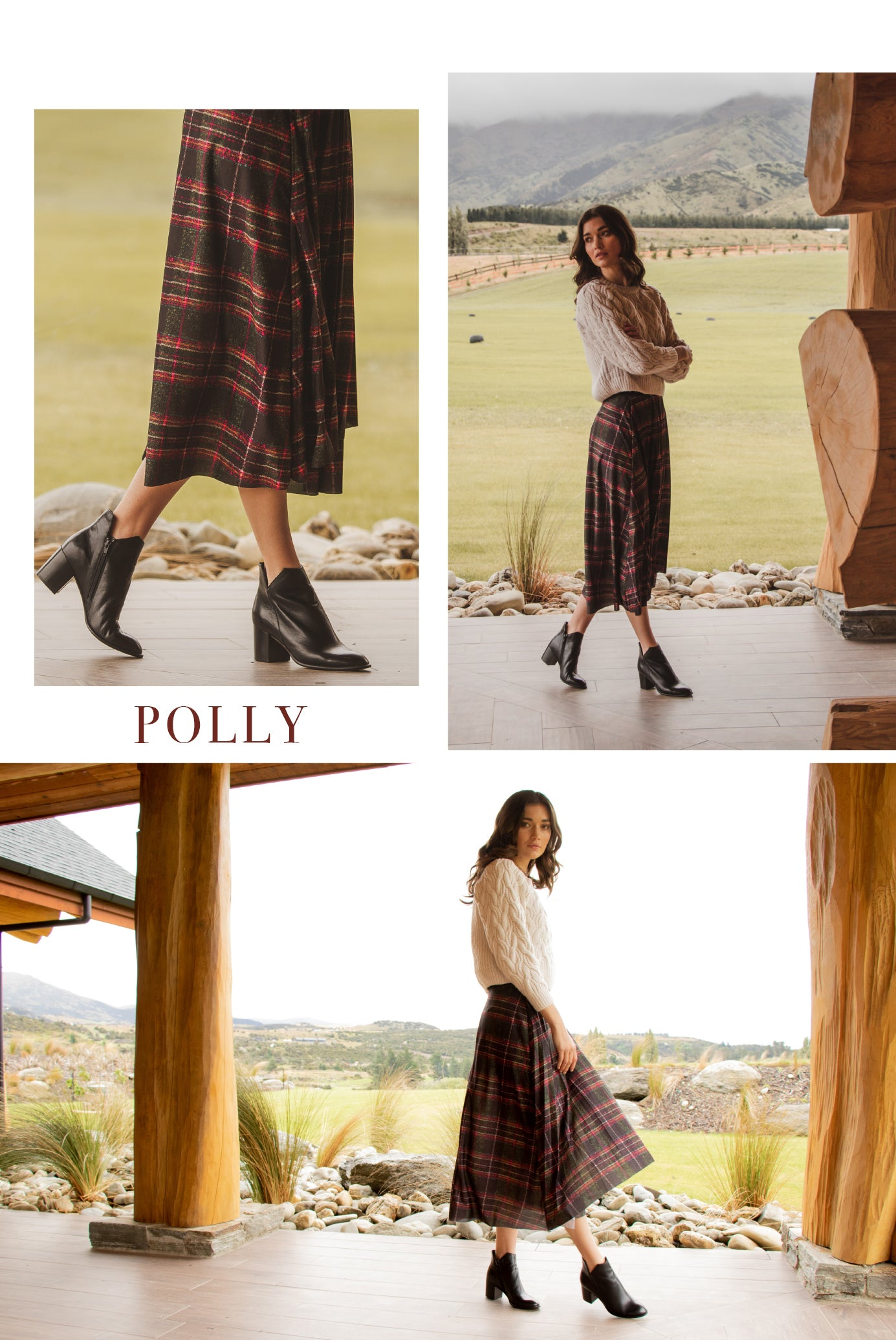 Polly Boots Eos Footwear