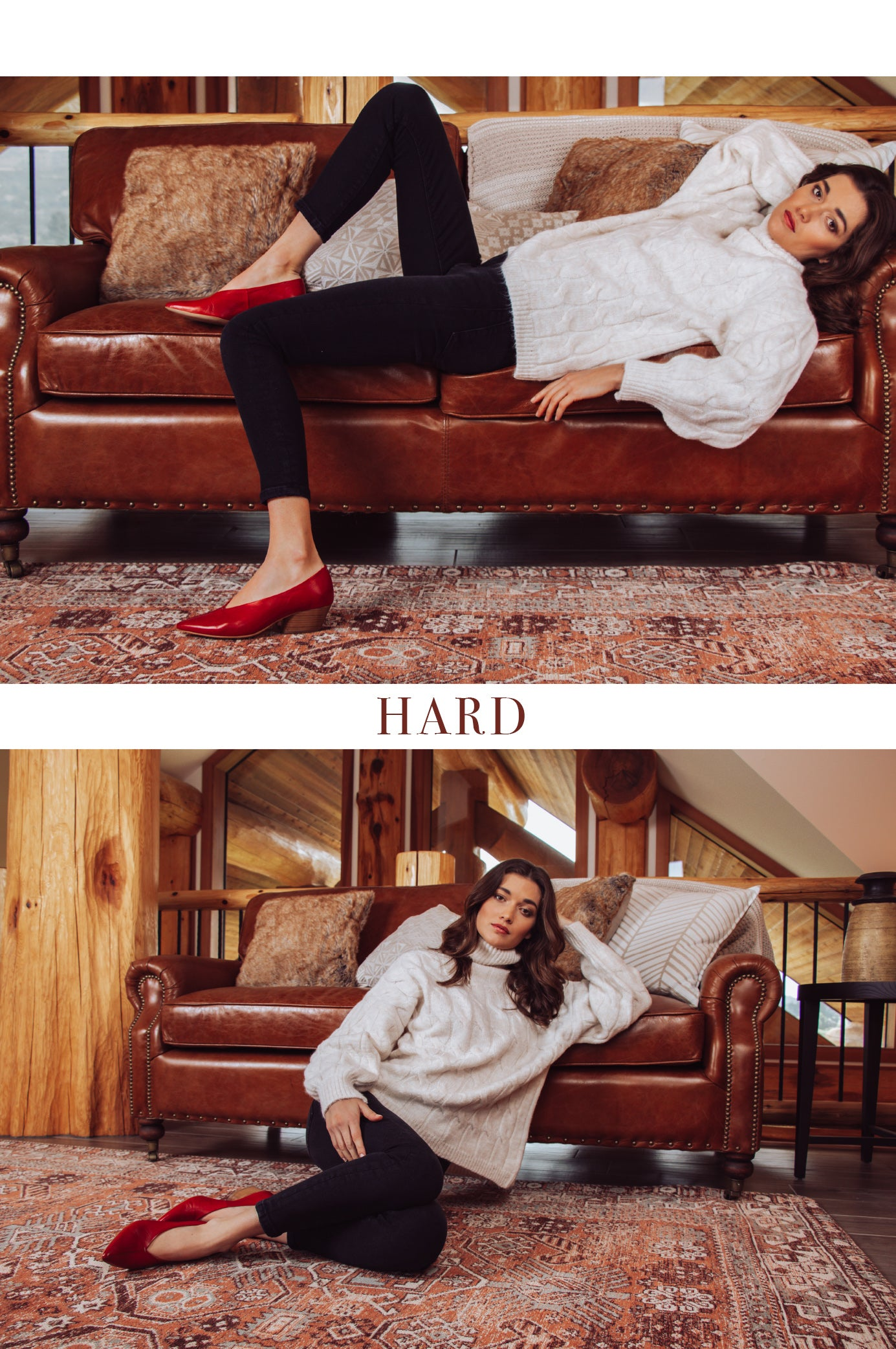 Hard shoes by EOS Footwear