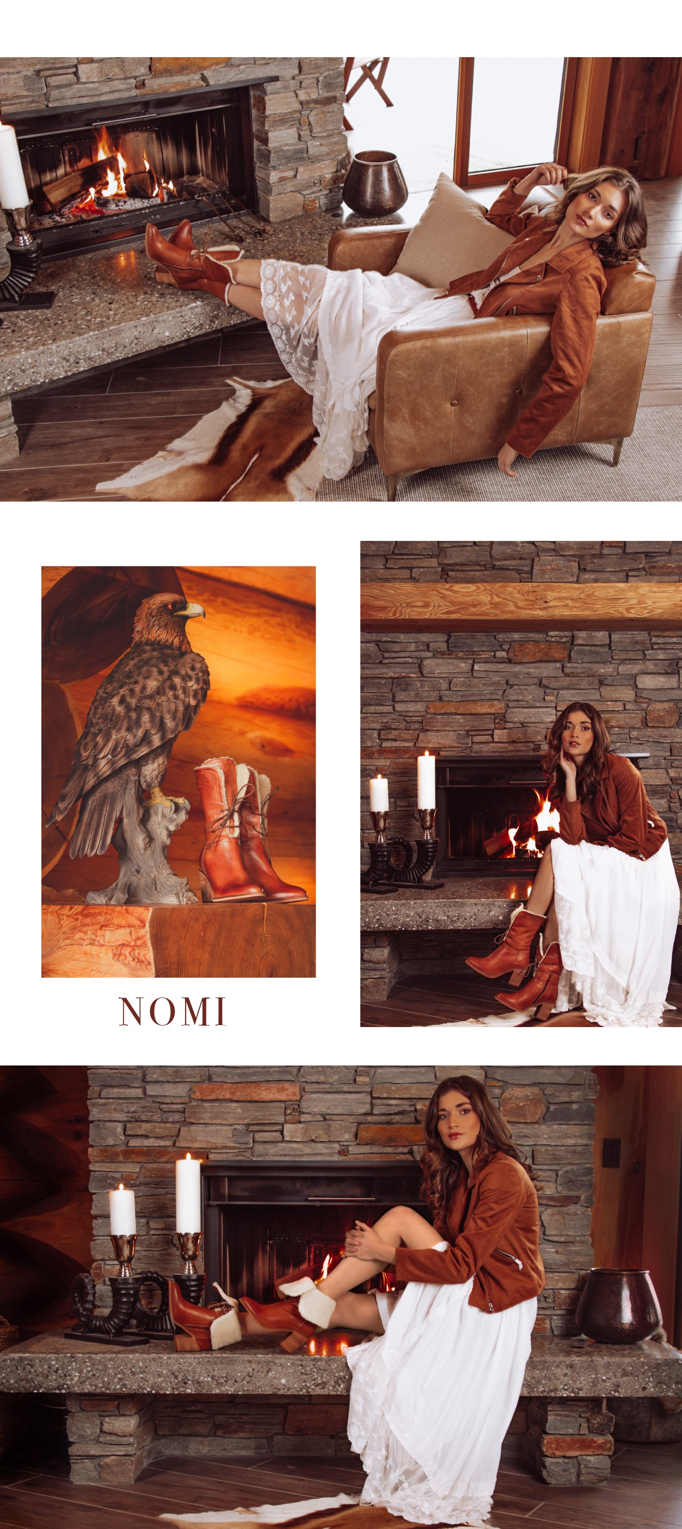 Nomi Boots by Eos Footwear