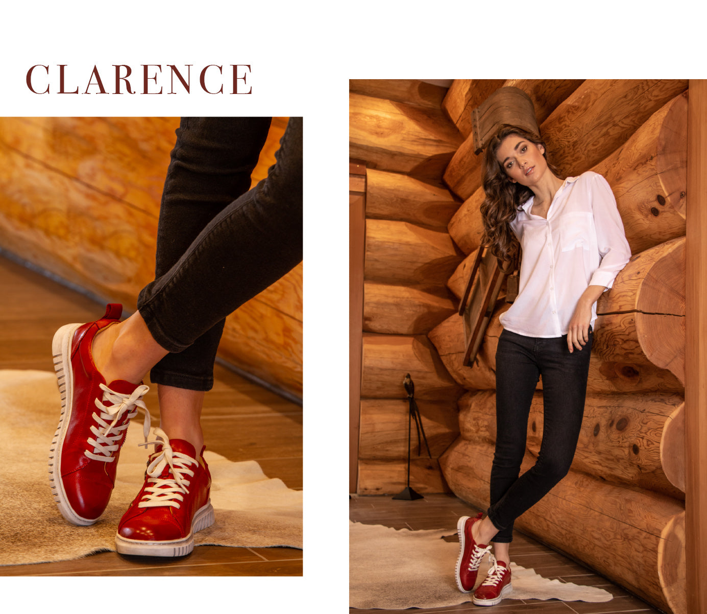 Clarence Sneakers by Eos Footwear