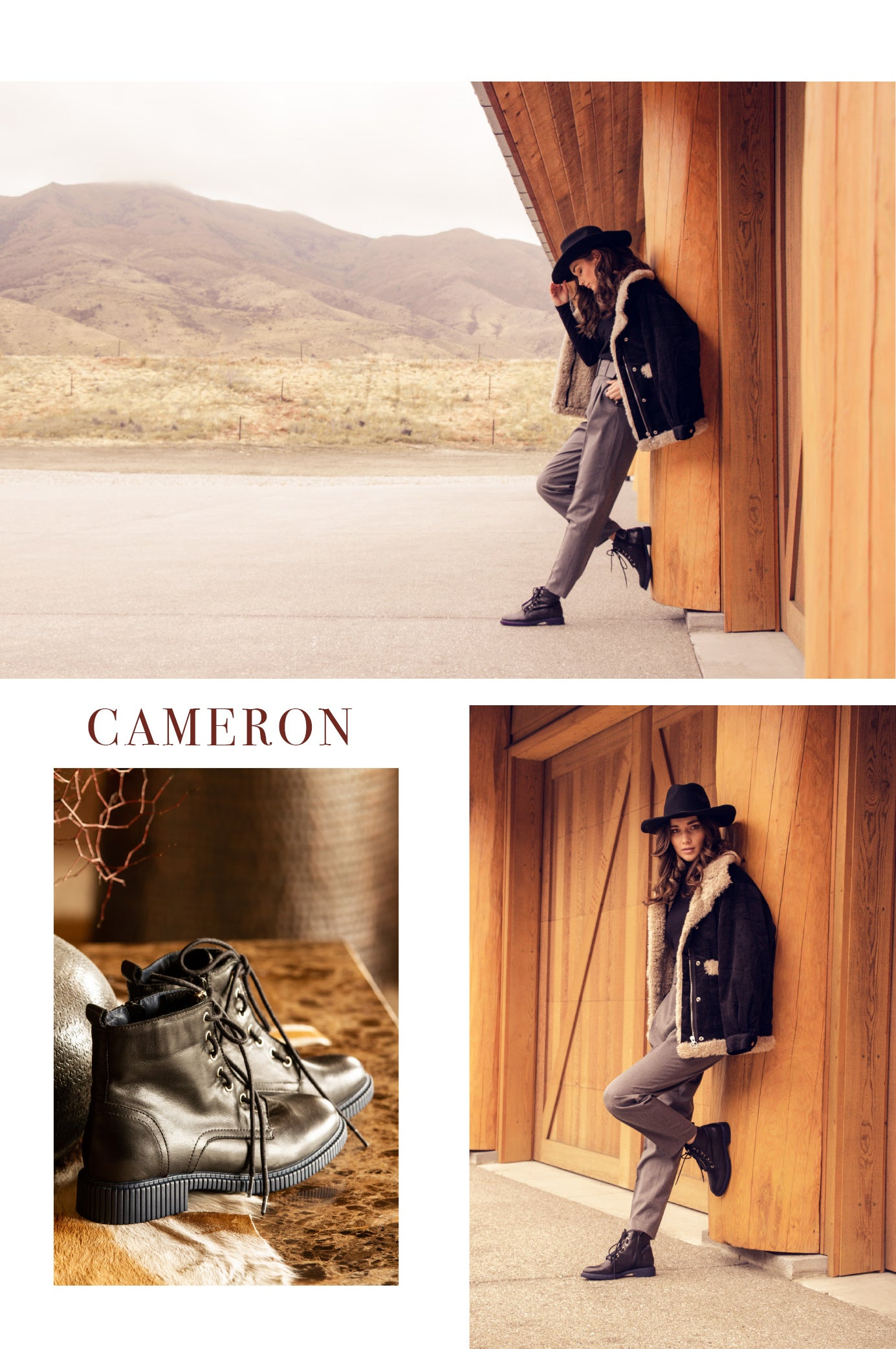 Cameron Boots by EOS Footwear