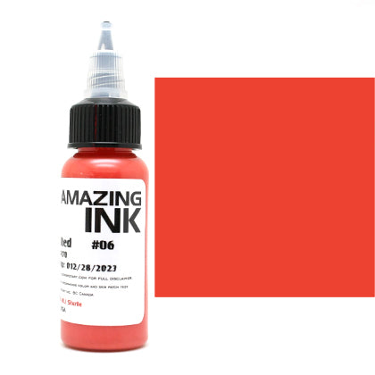 Chicago Red Amazing Ink 1oz | CAM (CANADA) SUPPLY INC.