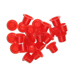 #9  Red Ink Cups (1000/Bag)