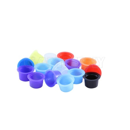 #9 Mixed Color Ink Cups (1000/Bag)