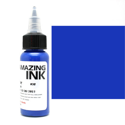 Simple Blue Amazing Ink 1oz