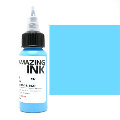 Crazy Blue Amazing Ink 1oz